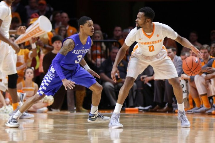 Kentucky Basketball Our First Look At The New Wildcats In: #14 Kentucky Wildcats Look For Revenge Against Tennessee