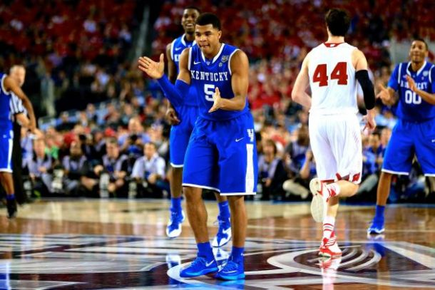 Final Four 2015: Kentucky - Wisconsin Live and NCAA College Basketball Scores | VAVEL.com