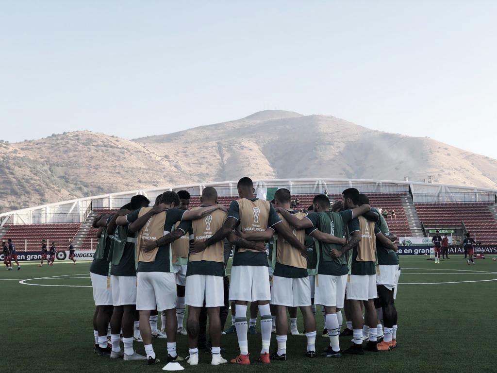 Chapecoense só empata com Unión La Calera na estreia da Sul-Americana