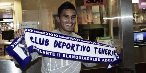 Ulises Dávila saldrá del Tenerife