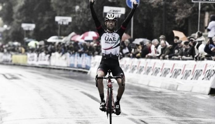 Ciclismo - Gp Costa Estruschi: Ulissi festeggia in casa