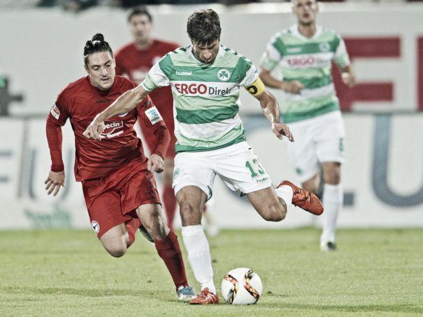 SpVgg Greuther Fürth 0-0 Arminia Bielefeld: Bore draw at the Laubenweg