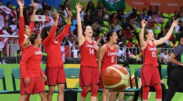 Rio 2016 - Basket femminile: Alla Youth Arena spicca il match tra Canada e Team Usa