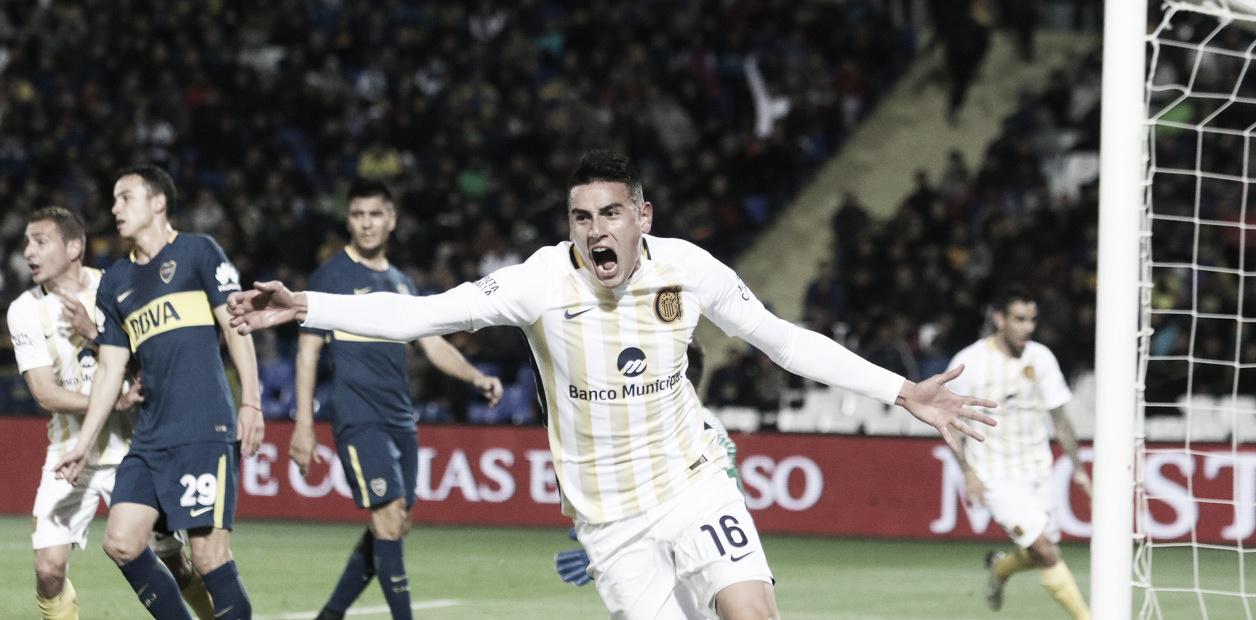 El último partido en Mendoza