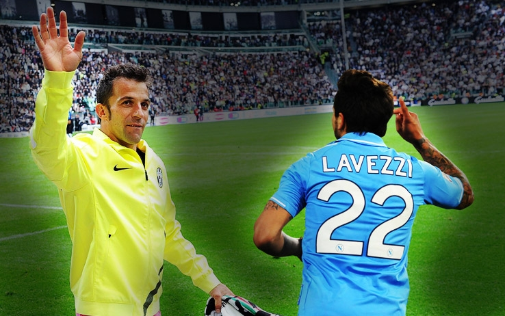 El primer trofeo del Calcio sin Del Piero ni Lavezzi