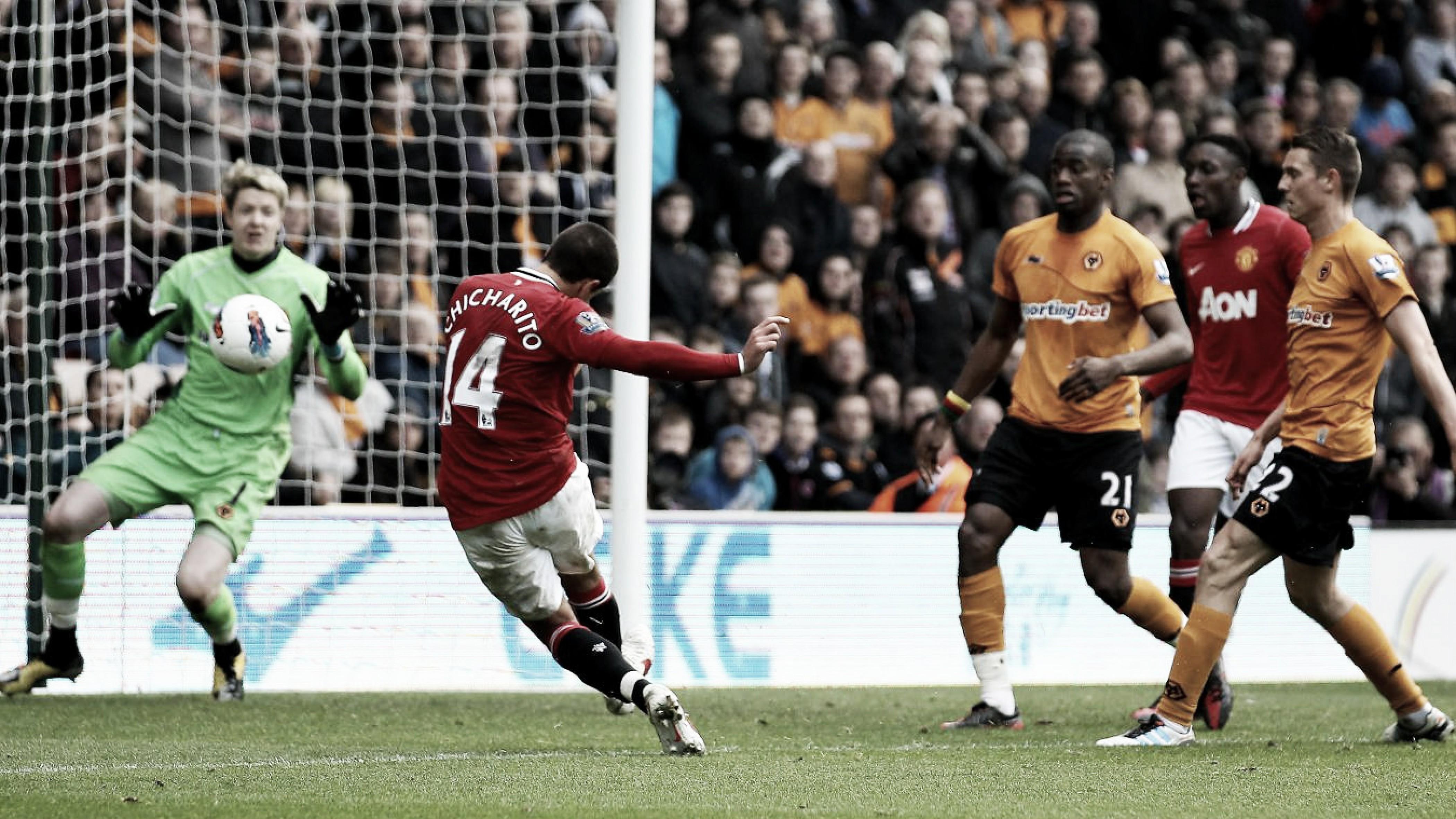 Resuemen Manchester United 1-1 Wolverhampton en Premier League 2018