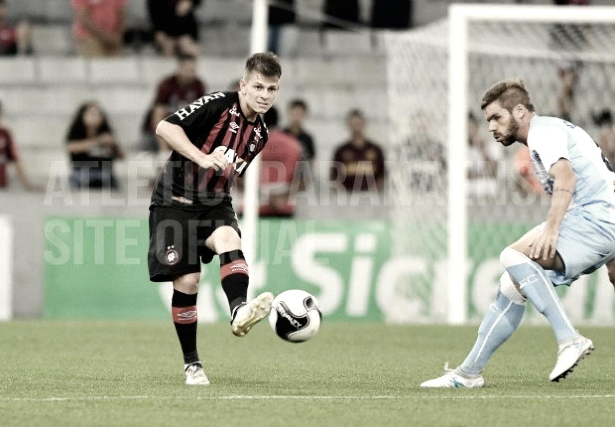 Atlético-PR empata sem gols com Londrina e garante classificação no Campeonato Paranaense