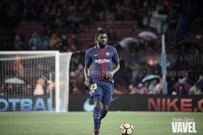 """Samuel Umtiti: """"Volver a jugar es lo que más echo de menos"""""""