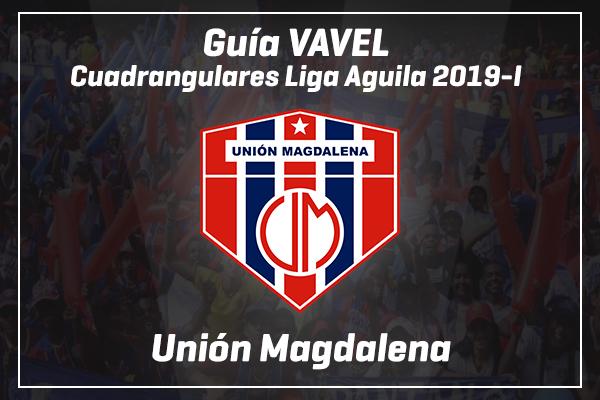 Guía VAVEL Colombia, Cuadrangulares Liga Aguila 2019-I: Unión Magdalena