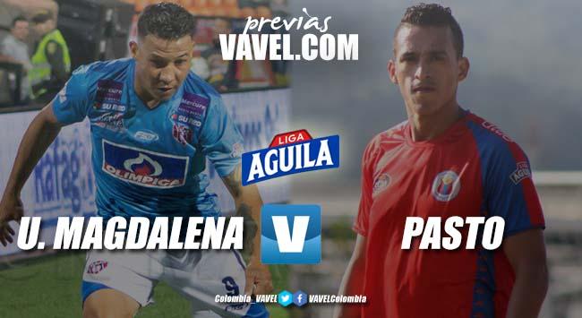 Previa Unión Magdalena vs Deportivo Pasto: dos equipos que quieren seguir dando la sorpresa