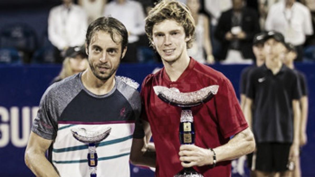 Previa ATP 250 Umag: Rublev vuelve a escena para defender su título