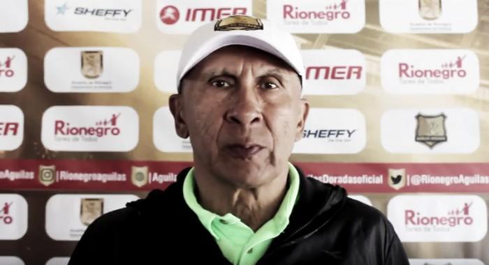 """Diego Umaña: """"Mi pedido es que se enfoquen en el juego, lo demás que lo dejen de lado"""""""