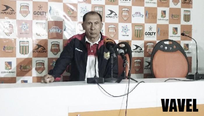 """Diego Umaña: """"Valoro la actitud y el comportamiento de la mayoría como encararon este juego"""""""