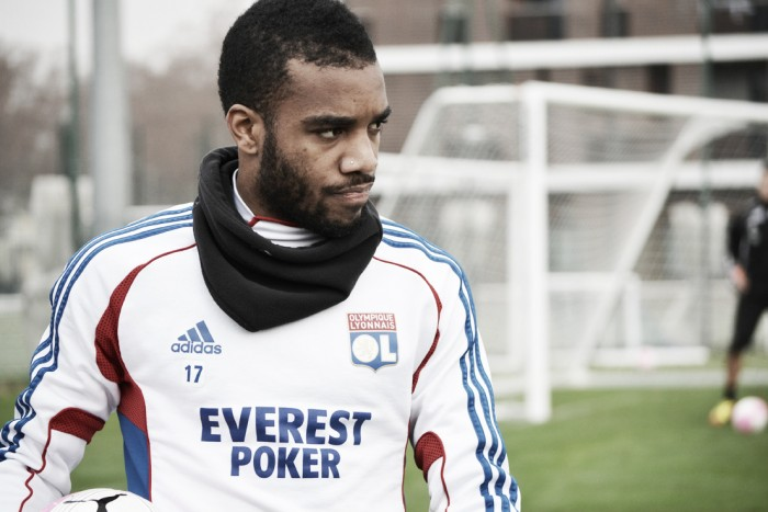 Lyon reject Arsenal offer for Alexandre Lacazette
