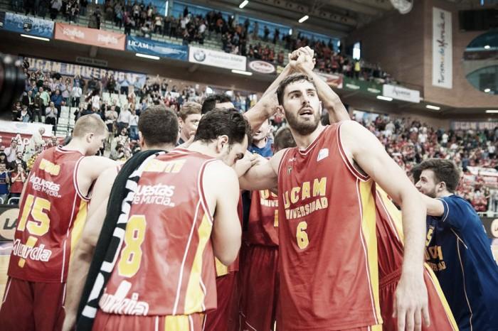 ¿Se meterá el UCAM Murcia en los Playoffs de la Liga Endesa?