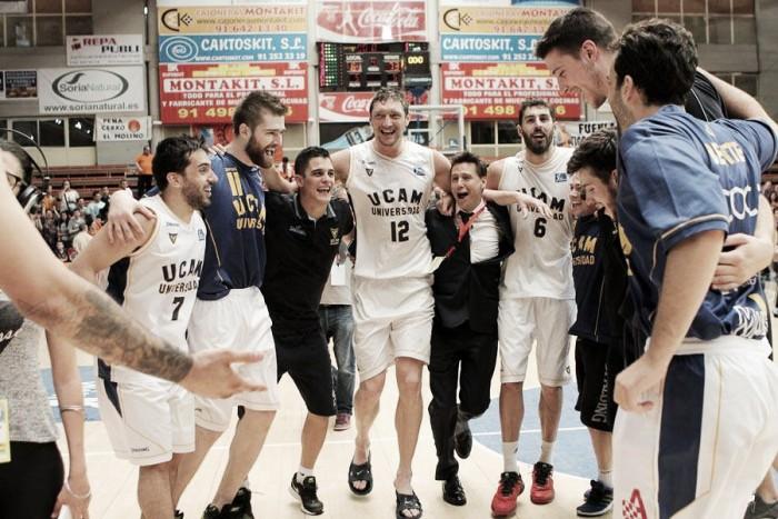 El UCAM Murcia da a conocer los precios para los Playoffs