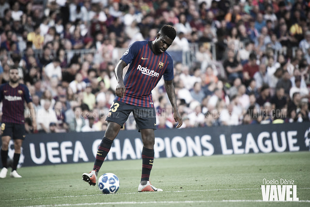 Umtiti regresa a la convocatoria