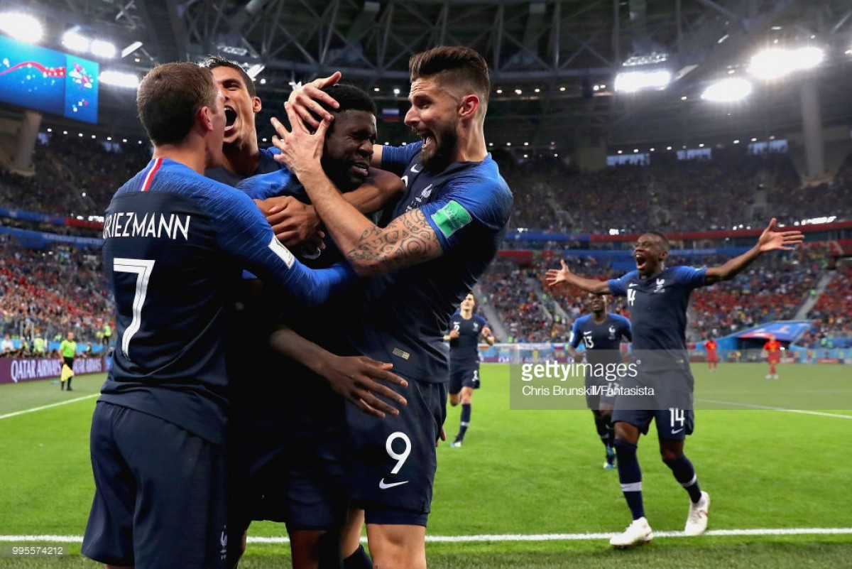 France 1-0 Belgium: Les Bleus emerge victorious to reach third World Cup final