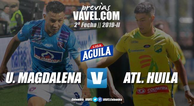 Previa Unión Magdalena vs Atlético Huila: Un encuentro directo en la lucha por alejarse de los puestos de descenso