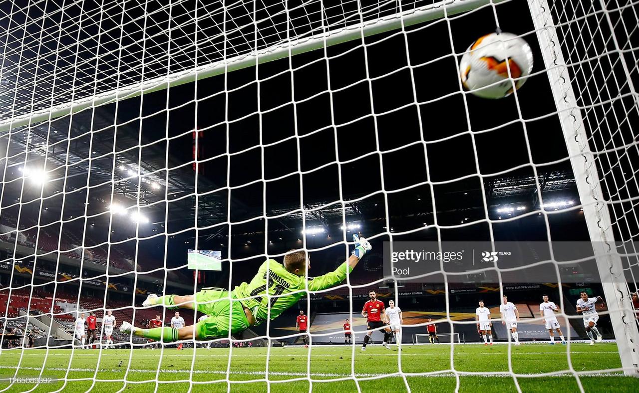 As it happened: Man Utd progress to semi-finals thanks to Fernandes penalty