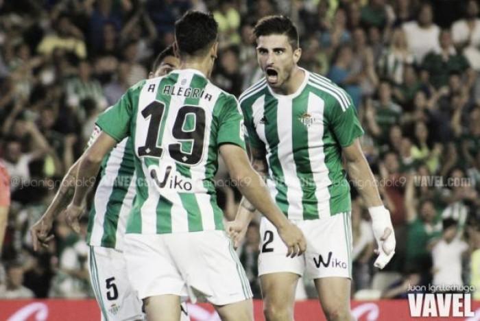 La contracrónica: el Betis usa al Málaga de trampolín