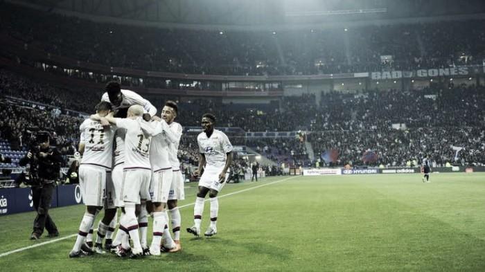 El Lyon se consagra como el segundo equipo de Francia