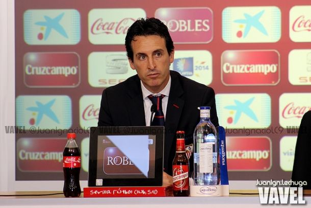 """Unai Emery: """"Al Villarreal le tengo el paso siguiente a respeto"""""""