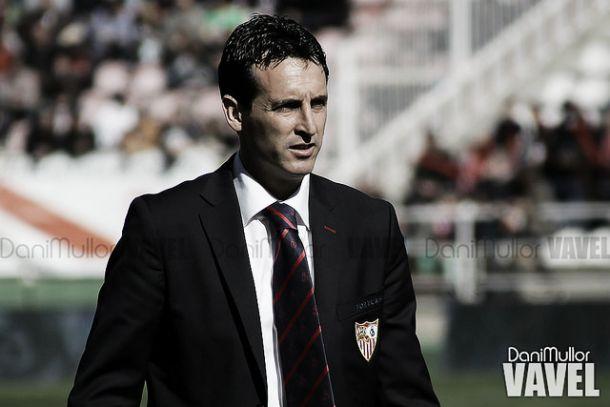 """Unai Emery: """"Lo que tengo que hacer es trabajar mucho con el Sevilla"""""""