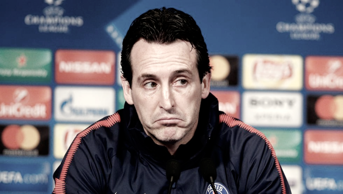 Unai Emery abandona el PSG