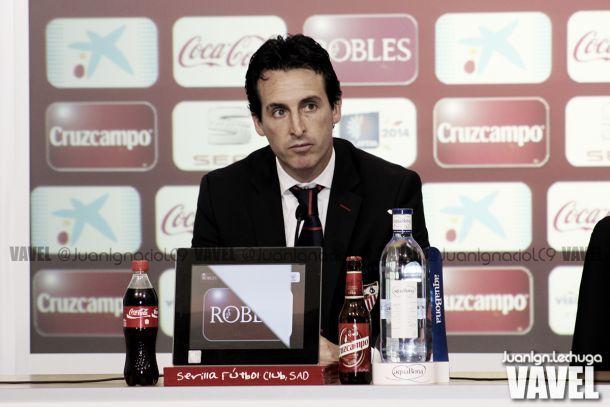 """Emery: """"El Sánchez Pizjuán es un santuario para este equipo"""""""