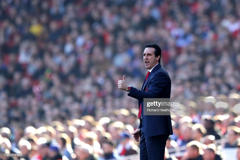 Unai Emery pleased with added creativity after Southampton win