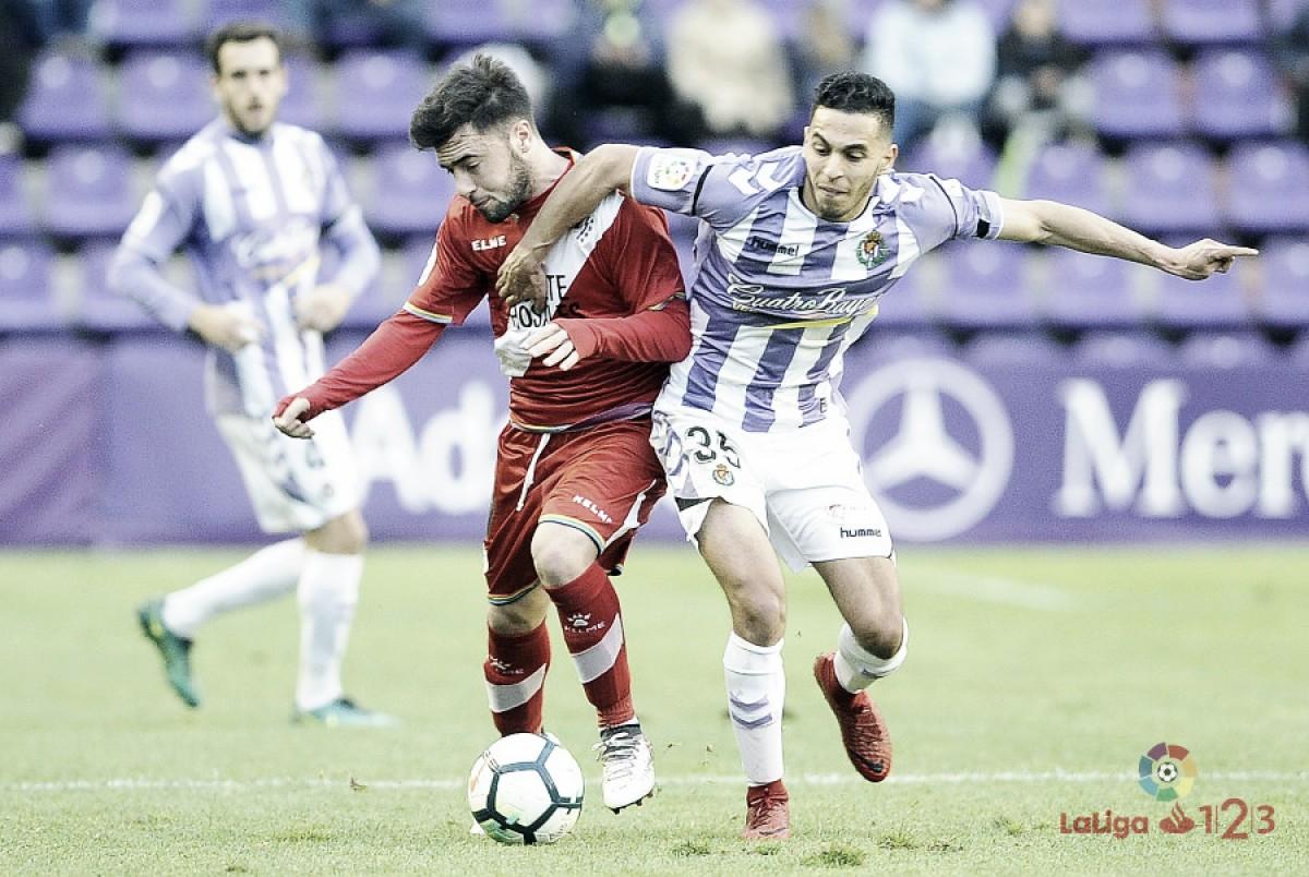 Real Valladolid - Rayo Vallecano el 8 de agosto a las 20:30 horas en Íscar
