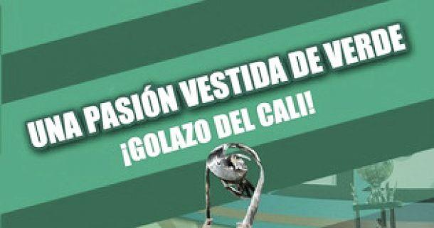 Fernando Millán presenta el nuevo libro del Deportivo Cali