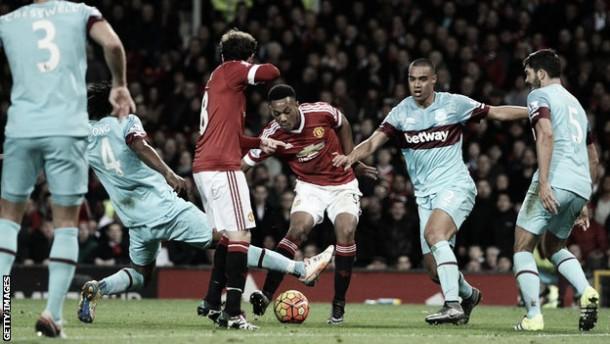 Premier League: Manchester United e West Ham anulam-se
