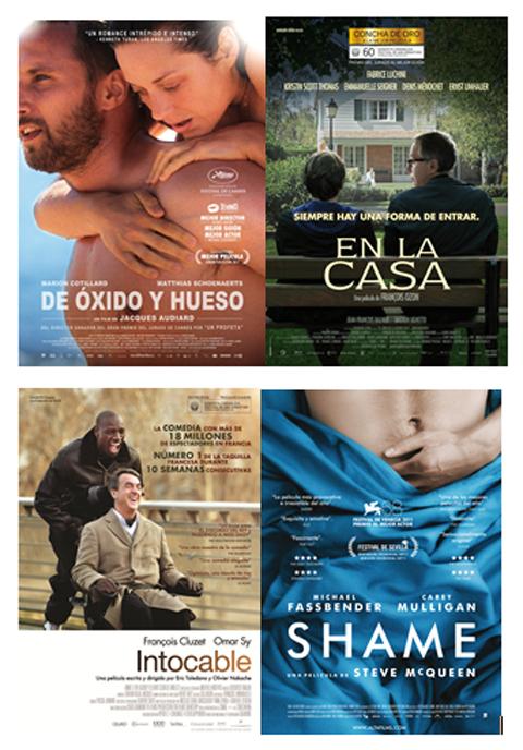 Análisis Goya 2013: Mejor película europea
