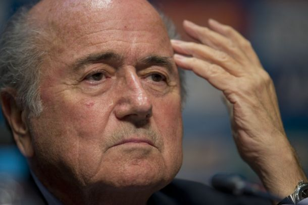 Jack Warner, Jeffrey Webb, Loretta Lynch, Sepp Blatter, Kickbacks and the Craziest Sports Day of the Year