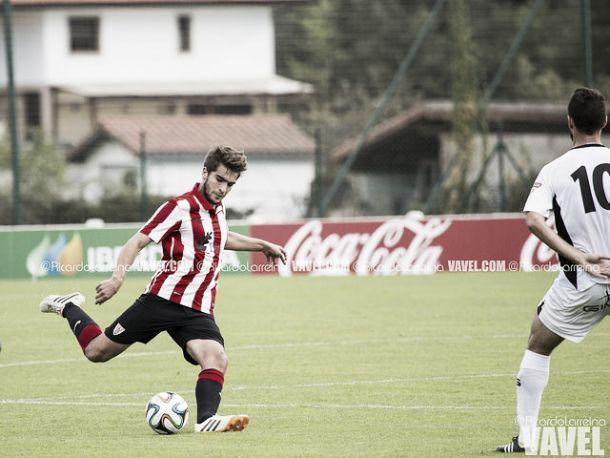 Undabarrena, reclutado por Valverde para El Sadar