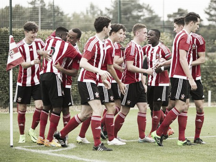 Southampton youngsters have play-off schedule confirmed