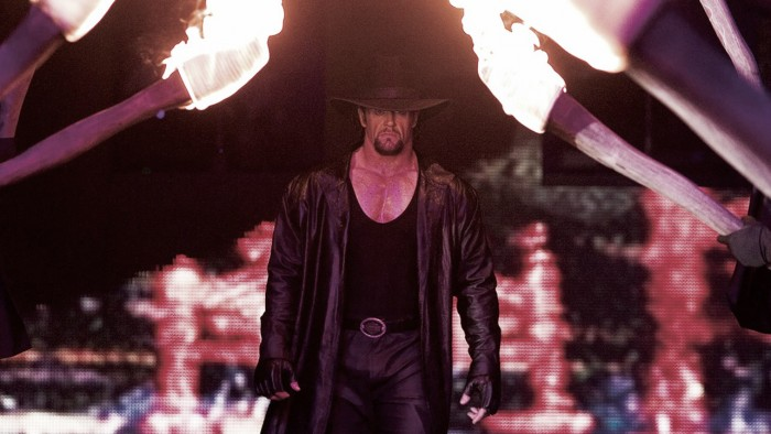 5 Potential opponents for The Undertaker at WrestleMania 33