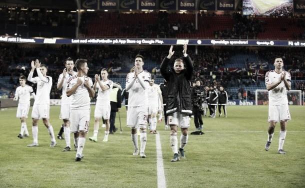 Norvegia - Ungheria 0-1: i magiari vincono il primo round