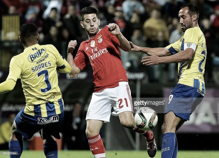 Benfica x União da Madeira: Gaitán regressa para atacar os madeirenses