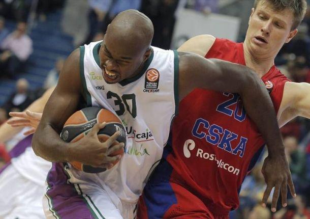 Unicaja - CSKA: los malagueños quieren dar la sorpresa ante el CSKA