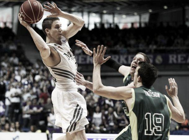 El Madrid vence y cierra la mejor temporada de la era ACB
