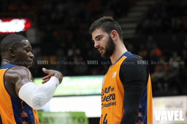 Valencia Basket recupera su mejor versión