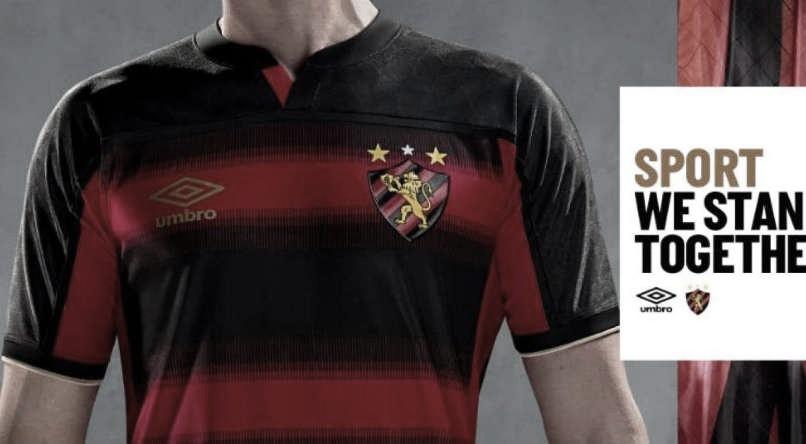 Com direito a show de Lenine, Sport apresenta novos uniformes