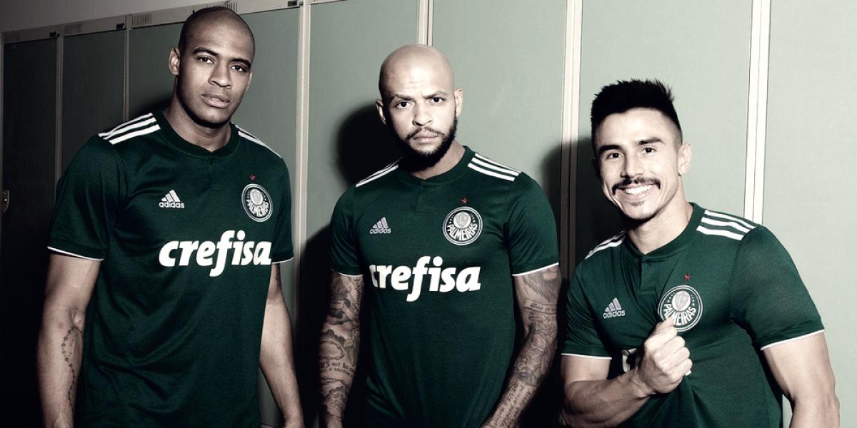 Com volta de escudo principal, Palmeiras lança novo uniforme para atual temporada