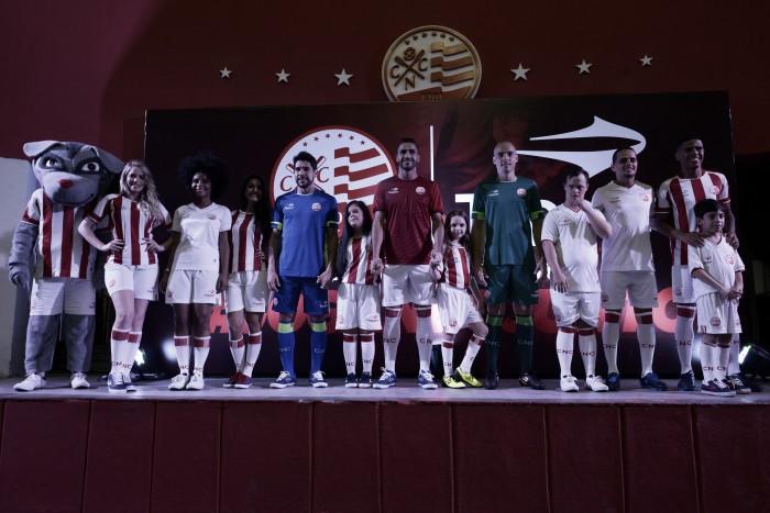 Náutico retoma antiga parceria e lança primeiros uniformes para temporada