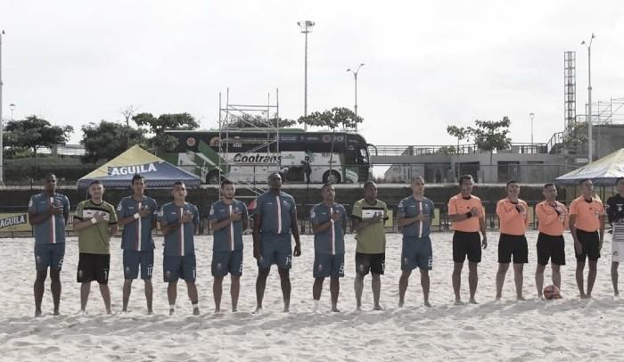 Unión Beach Soccer y un objetivo claro: clasificar a la Libertadores de Fútbol Playa 2021