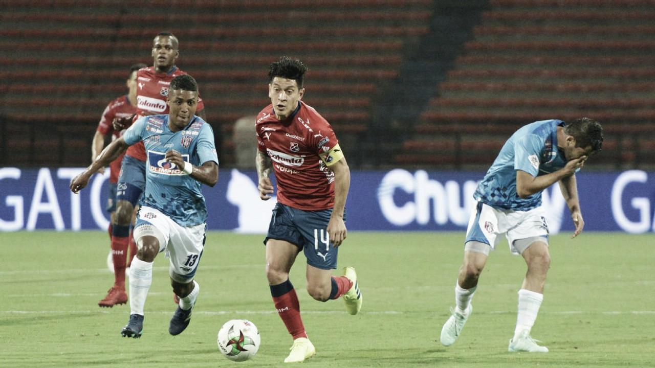 Puntuaciones en Independiente Medellín tras su juego ante Unión Magdalena