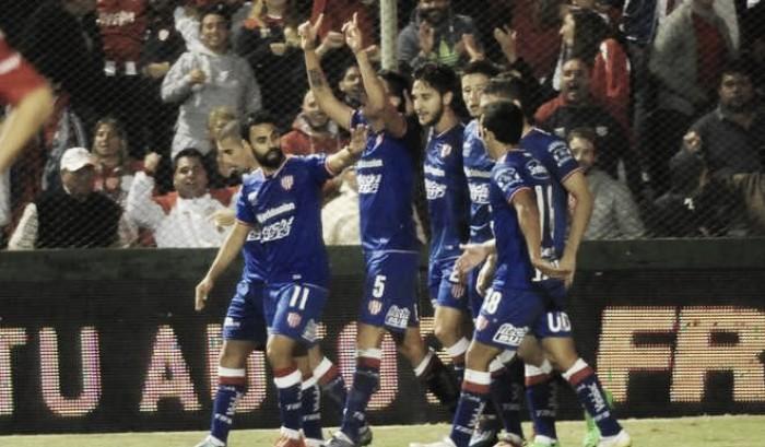 Puntuaciones de Unión 4 - 0 Argentinos